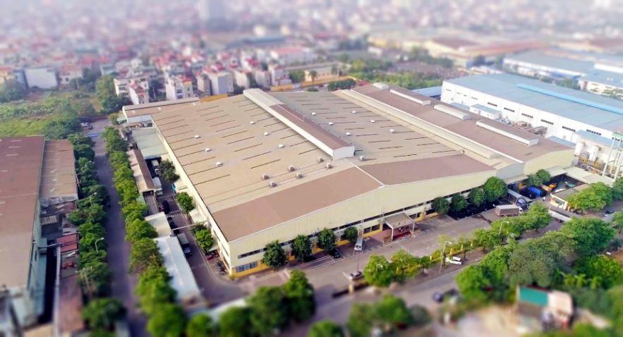 Nhà máy Nhựa Hà Nội